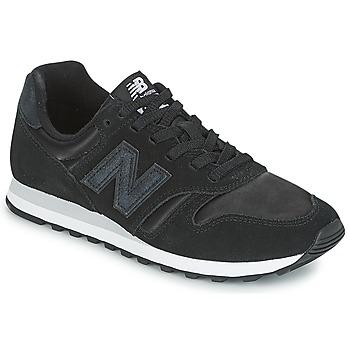 kengät Naiset Matalavartiset tennarit New Balance WL373 Black