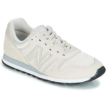 kengät Naiset Matalavartiset tennarit New Balance WL373 White