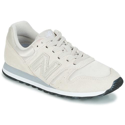 various colors 3a2cd bb720 kengät Naiset Matalavartiset tennarit New Balance WL373 White
