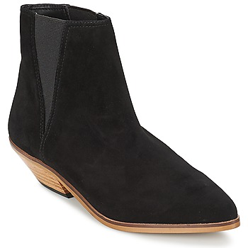 kengät Naiset Bootsit Shellys London CHAN Black