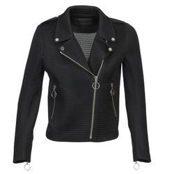 vaatteet Naiset Takit / Bleiserit American Retro JASMINE JCKT Black