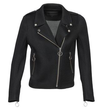 vaatteet Naiset Takit / Bleiserit American Retro JASMINE JCKT Musta