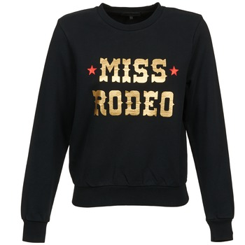 vaatteet Naiset Svetari American Retro MIRKO Musta