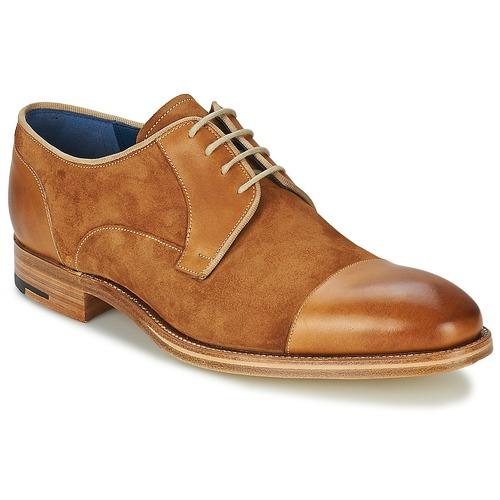 kengät Miehet Derby-kengät Barker BUTLER Brown