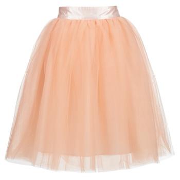 vaatteet Naiset Hame Betty London I-LOVA Pink / Beige