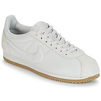 kengät Miehet Matalavartiset tennarit Nike CLASSIC CORTEZ SE Beige