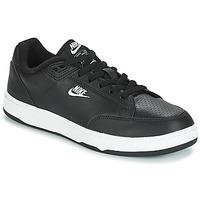 kengät Miehet Matalavartiset tennarit Nike GRANDSTAND II Black