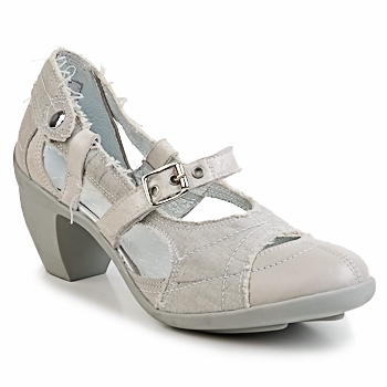 kengät Naiset Korkokengät Pataugas FLORA Grey