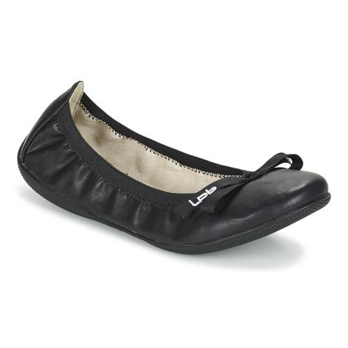 kengät Naiset Balleriinat Les Petites Bombes ELLA Black