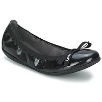 kengät Naiset Balleriinat LPB Shoes ELLA VERNIS Black