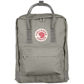 laukut Reput Fjallraven Kanken Fog Striped Harmaat