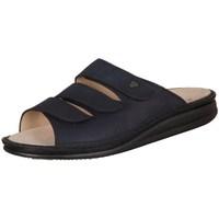 kengät Naiset Sandaalit Finn Comfort Korfu Marine Buggy Mustat
