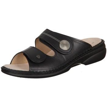 kengät Naiset Sandaalit Finn Comfort Sansibar Mustat