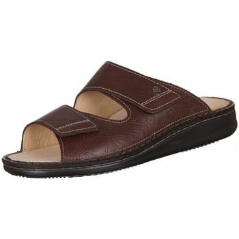 kengät Miehet Sandaalit Finn Comfort Riad Braun Karbo Ruskeat