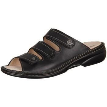 kengät Naiset Sandaalit Finn Comfort Menorca Mustat