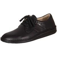 kengät Miehet Derby-kengät Finn Comfort Vaasa Mustat