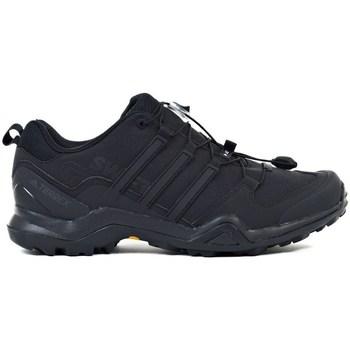 kengät Miehet Matalavartiset tennarit adidas Originals Terrex Swift R2 Shoes Black Mustat