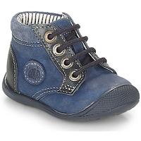 kengät Pojat Korkeavartiset tennarit Catimini RAYMOND Blue