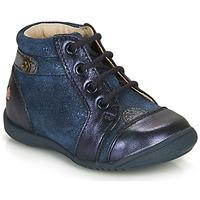 kengät Tytöt Bootsit GBB NICOLE Laivastonsininen