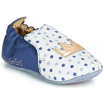 kengät Tytöt Tossut Catimini CHIQUETTE Blue / White