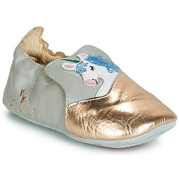 kengät Tytöt Balleriinat Catimini LICORNETTE Grey / Dpf