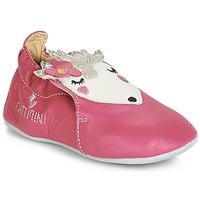 kengät Tytöt Vauvan tossut Catimini HERISSETTE Pink / Dpf