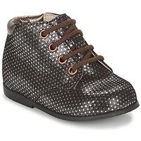 kengät Tytöt Bootsit GBB TACOMA Cuivré / Vaaleanpunainen