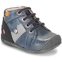 kengät Pojat Bootsit GBB REGIS Laivastonsininen