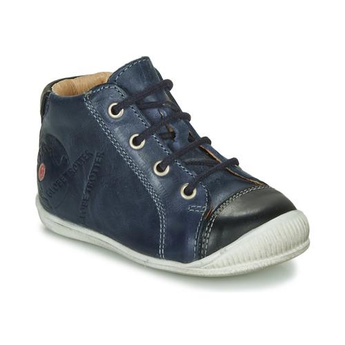 kengät Pojat Bootsit GBB NOE Laivastonsininen