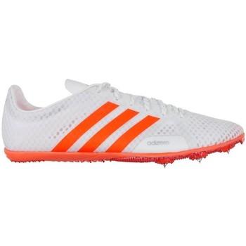 kengät Naiset Juoksukengät / Trail-kengät adidas Originals Adizero Ambition 3 W Valkoiset, Punainen