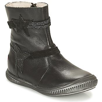 kengät Tytöt Bootsit GBB NOTTE Black