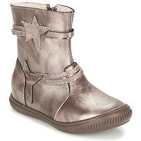 kengät Tytöt Bootsit GBB NOTTE Taupe / Bronze