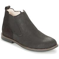 kengät Tytöt Bootsit GBB NAKOVO Black