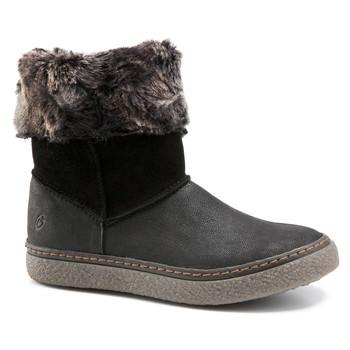 kengät Tytöt Bootsit GBB DUBROVNIK Black / Dpf / Glen