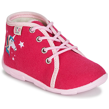 kengät Tytöt Tossut GBB FEE ARC EN CIEL Pink