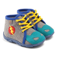 kengät Pojat Tossut GBB SUPER BOYS Smaragdi / bonze / ruusunpunainen / Dtx