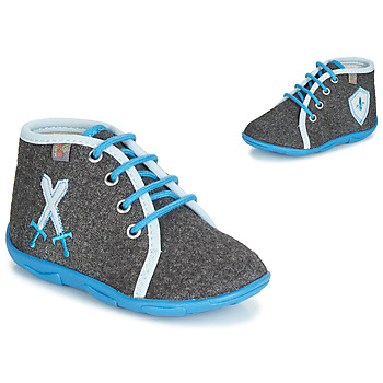 kengät Pojat Tossut GBB DAGONET Grey / Blue