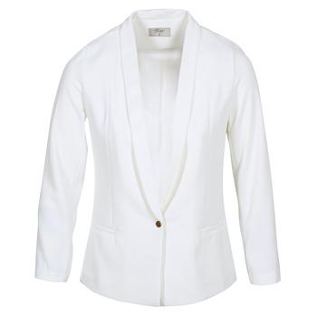 vaatteet Naiset Takit / Bleiserit Betty London IKAROLE White