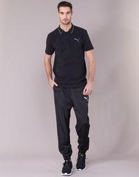 vaatteet Miehet Verryttelyhousut Puma ACTIVE WOVEN PANT Black