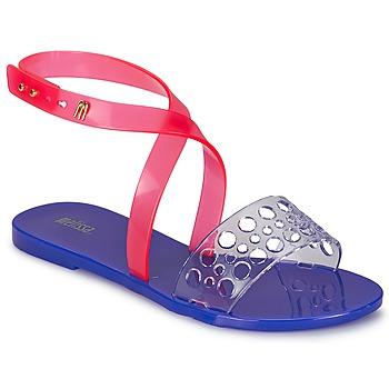 kengät Naiset Sandaalit ja avokkaat Melissa TASTY Blue / Pink