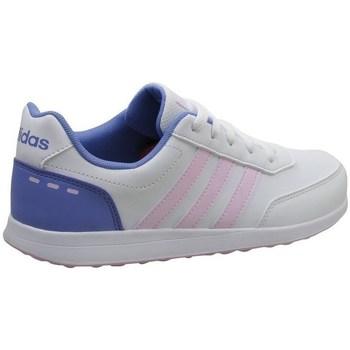 kengät Lapset Matalavartiset tennarit adidas Originals VS Switch 2 K Valkoiset