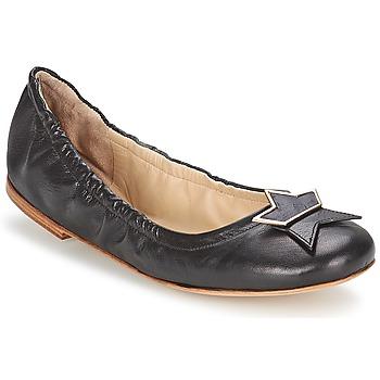 kengät Naiset Balleriinat See by Chloé SB24125 Musta