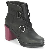 kengät Naiset Nilkkurit Sorel MARGO LACE Black