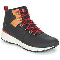 kengät Miehet Matalavartiset tennarit DC Shoes MUIRLAND LX M BOOT XKCK Black / Red
