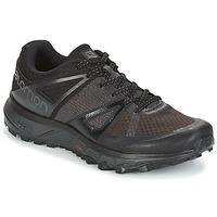 kengät Miehet Juoksukengät / Trail-kengät Salomon TRAILSTER Black