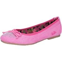 kengät Tytöt Balleriinat Lulu AG639 Vaaleanpunainen