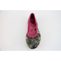 kengät Tytöt Balleriinat Lulu ballerine verde tela AG640 Verde