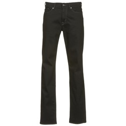 vaatteet Miehet Slim-farkut 7 for all Mankind SLIMMY LUXE PERFORMANCE Black