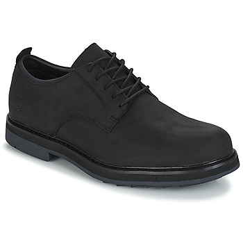 kengät Miehet Derby-kengät Timberland Squall Canyon PT Oxford Black