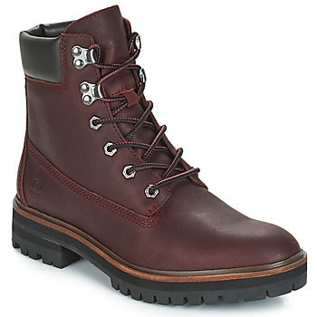 kengät Naiset Bootsit Timberland London Square 6in Boot Bordeaux